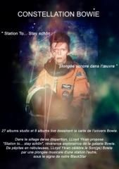 Constellation Bowie - Un hommage posthume par Lloyd Ykian