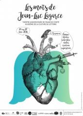 Les mots de Jean-Luc Lagarce