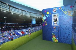 La Tournée du Trophée UEFA EURO 2016 à Besançon !
