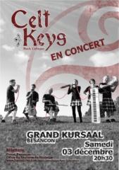 Concert Celt Keys