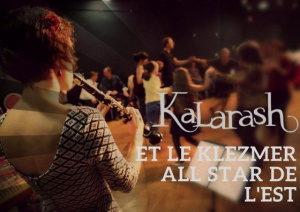 Kalarash et le Klezmer All Star de l\'est
