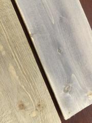 Le vieillissement du bois avec le temps