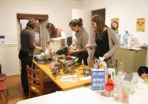 Fabriquons nos produits ménagers écologiques - Atelier éco-citoyen à la Maison de l\'environnement de Franche-Comté à Besançon