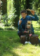 Au théâtre de la nature - Animation enfants à la Maison de l\'environnement de Franche-Comté