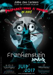 la Comédie Musicale \'\'Frankenstein Jr\'\' de Mel Brooks