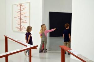 Ateliers Touchatou 4 - 6 ans / Œuvres mystères